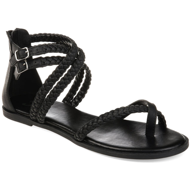 IMOGEN Shoes Journee Collection Black 5.5