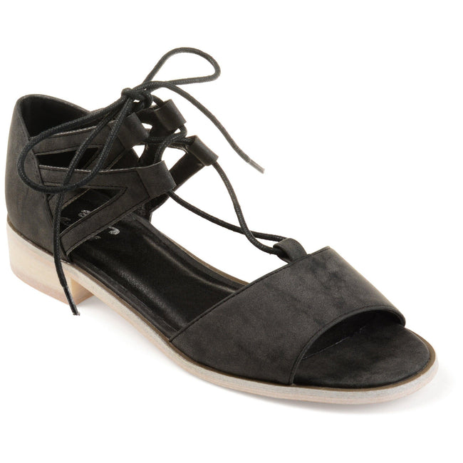 INGRID Shoes Journee Collection Black 6.5