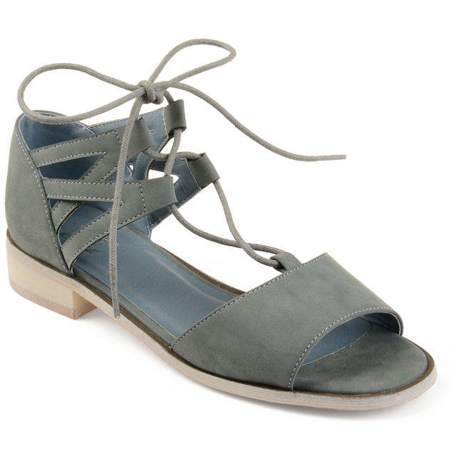 INGRID Shoes Journee Collection Blue 6.5