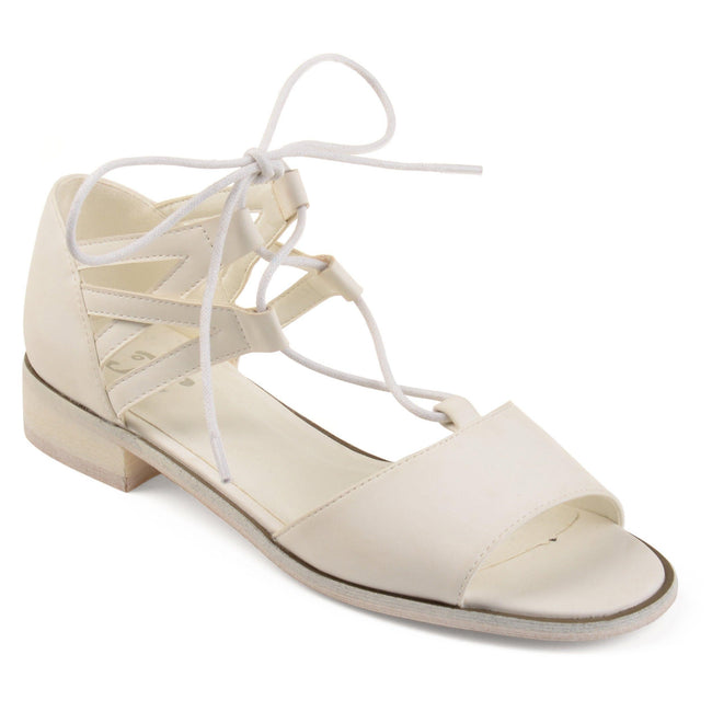 INGRID Shoes Journee Collection White 6.5