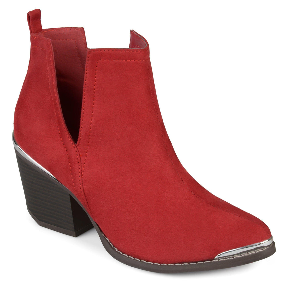ISSLA Shoes Journee Collection Red 5.5