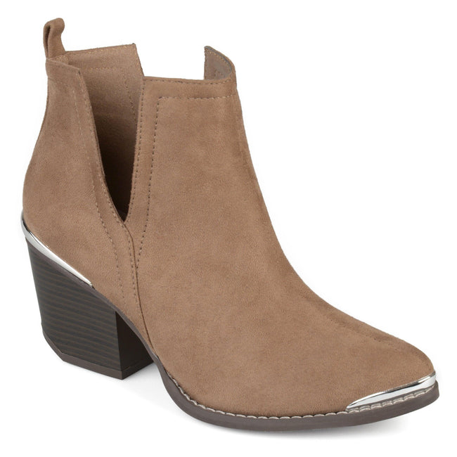 ISSLA Shoes Journee Collection Taupe 5.5