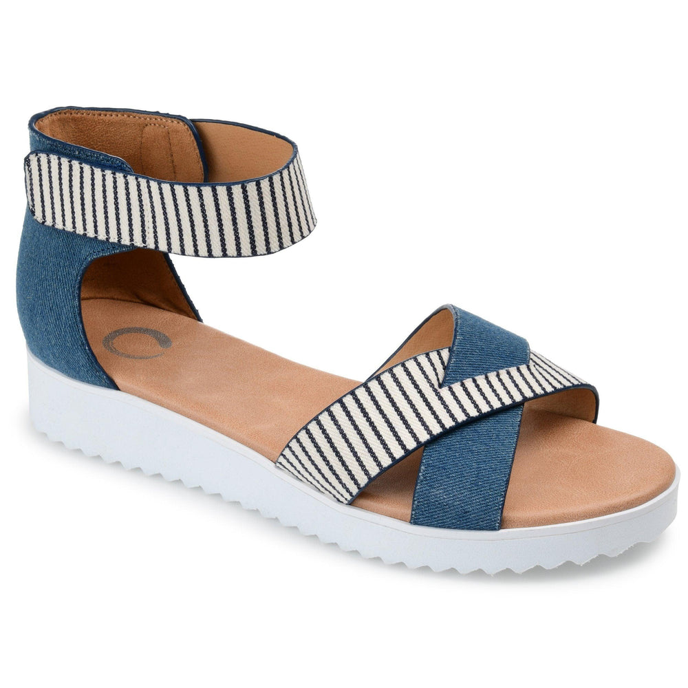 JAVA SHOES Journee Collection Blue 11