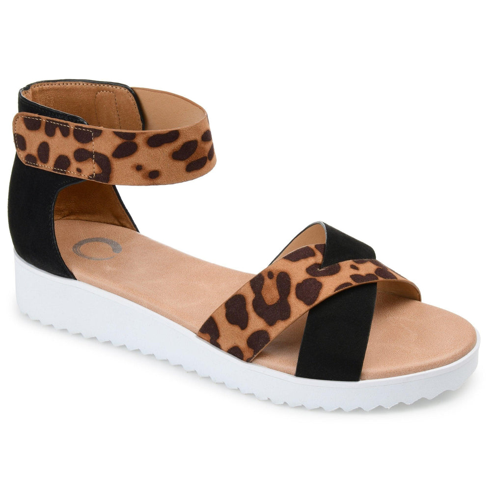 JAVA SHOES Journee Collection Leopard 7.5