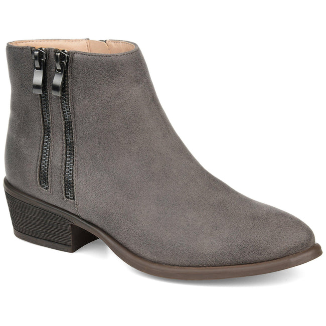JAYDA Shoes Journee Collection Grey 5.5