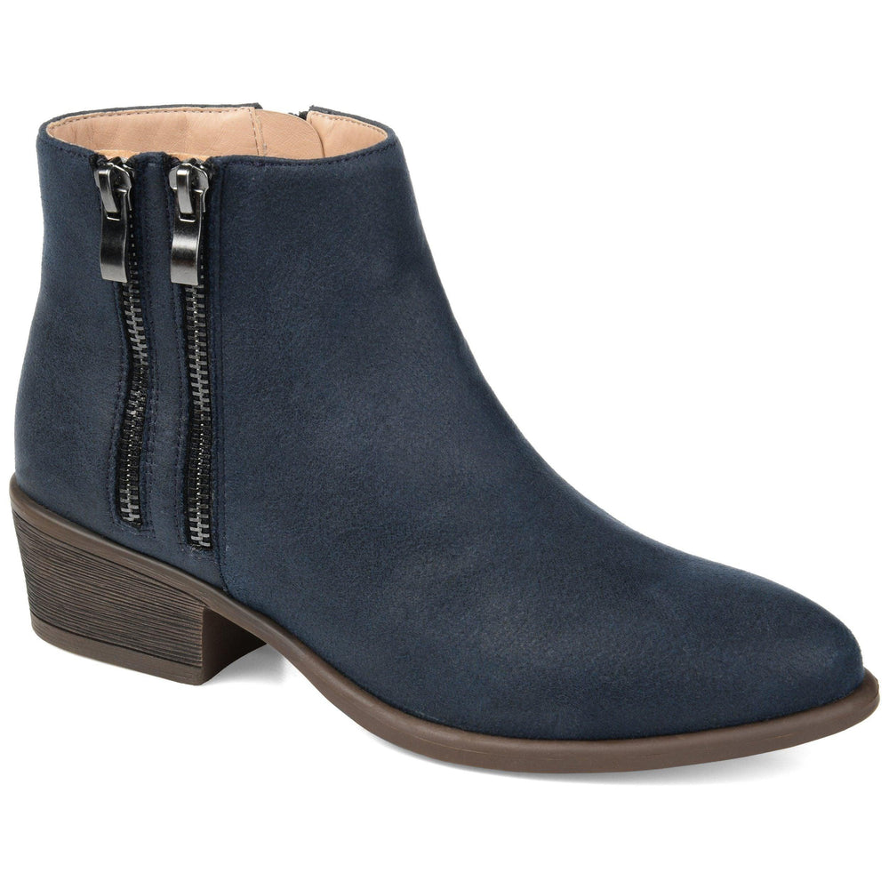 JAYDA Shoes Journee Collection Navy 5.5