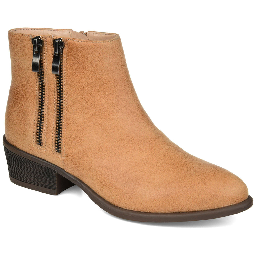 JAYDA Shoes Journee Collection Tan 5.5
