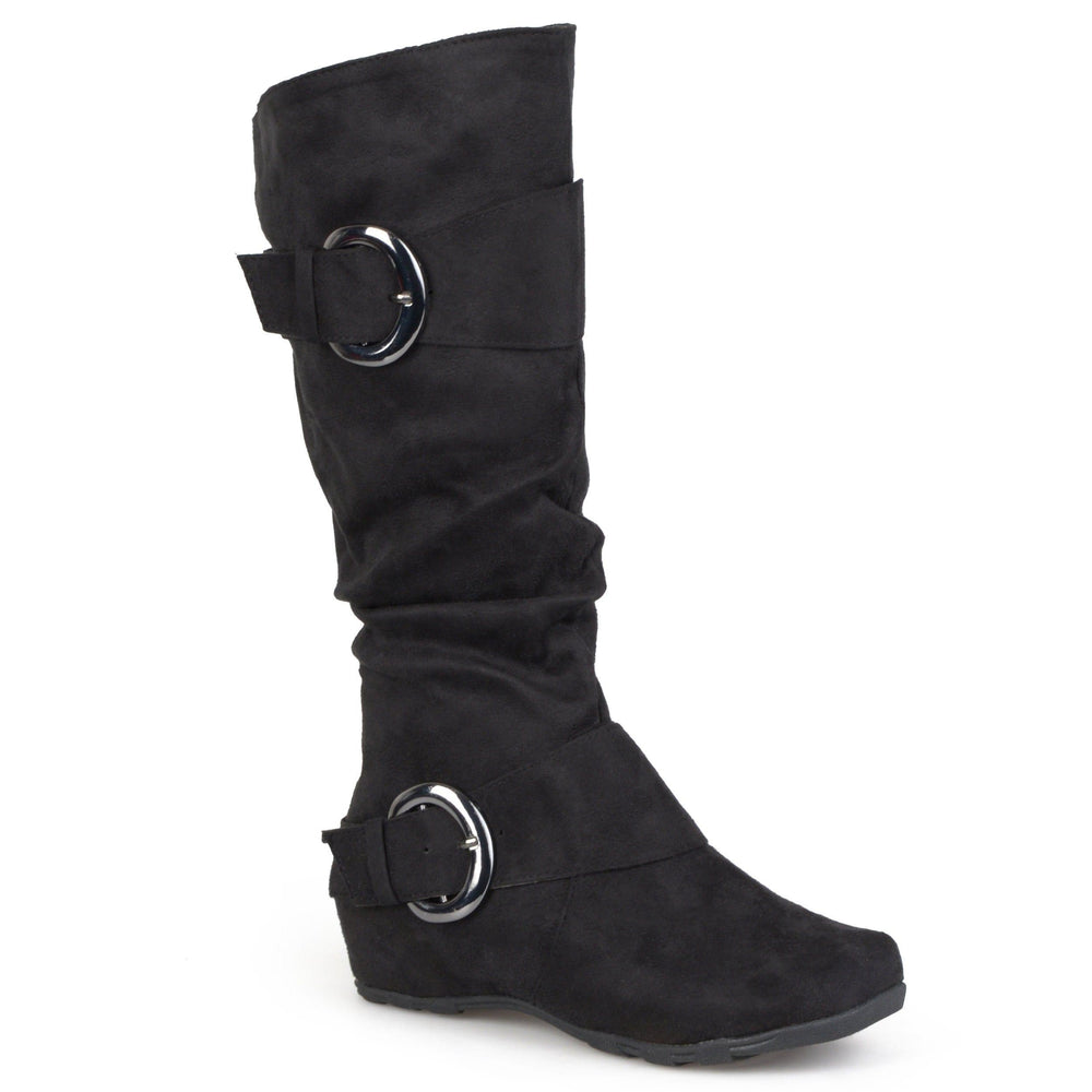 JESTER-01 Shoes Journee Collection Black 6