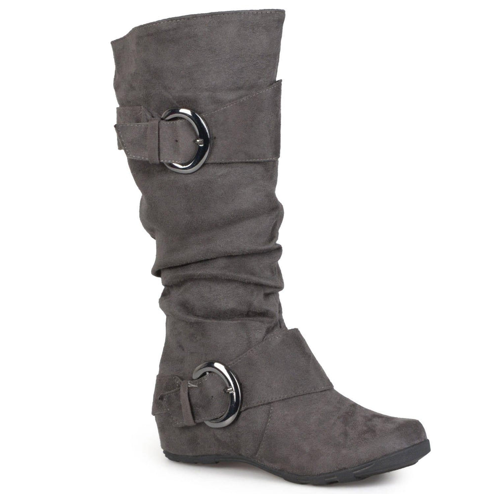 JESTER-01 Shoes Journee Collection Grey 6
