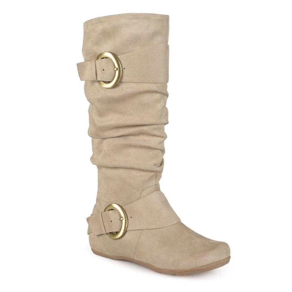JESTER-01 Shoes Journee Collection Stone 6