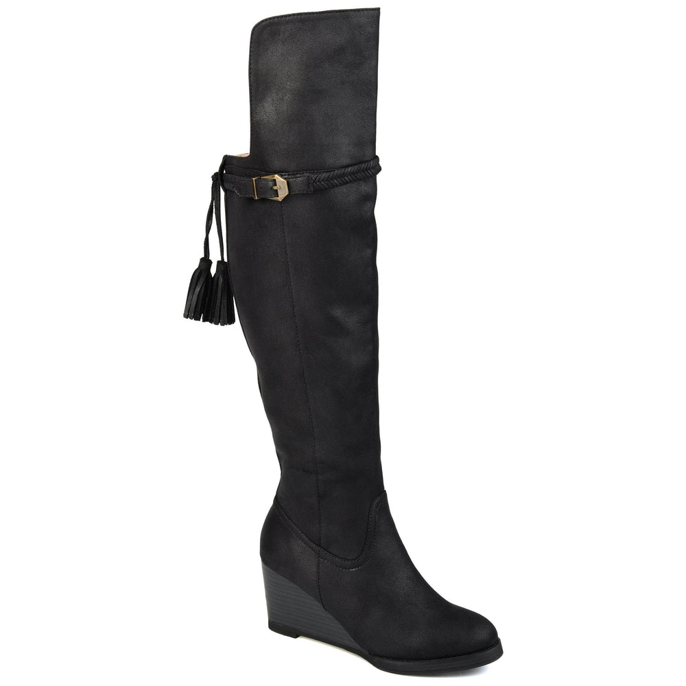 JEZEBEL Shoes Journee Collection Black 5.5