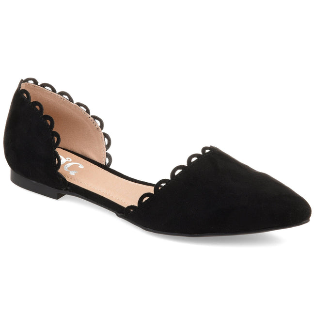 JEZLIN Shoes Journee Collection Black 5.5