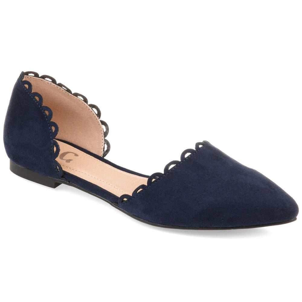 JEZLIN Shoes Journee Collection Blue 5.5