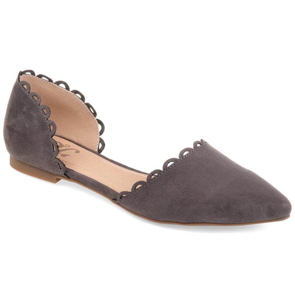 JEZLIN Shoes Journee Collection Grey 5.5