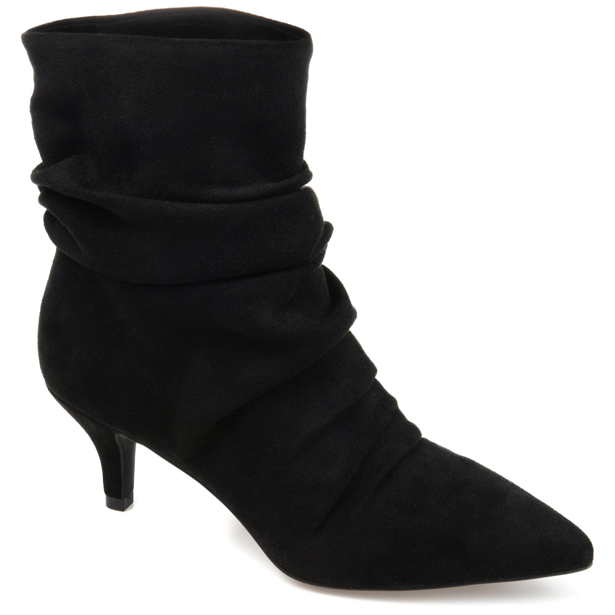 JO SHOES Journee Collection Black 8