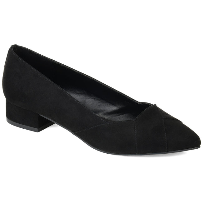 JUSTINE Shoes Journee Collection Black 5.5