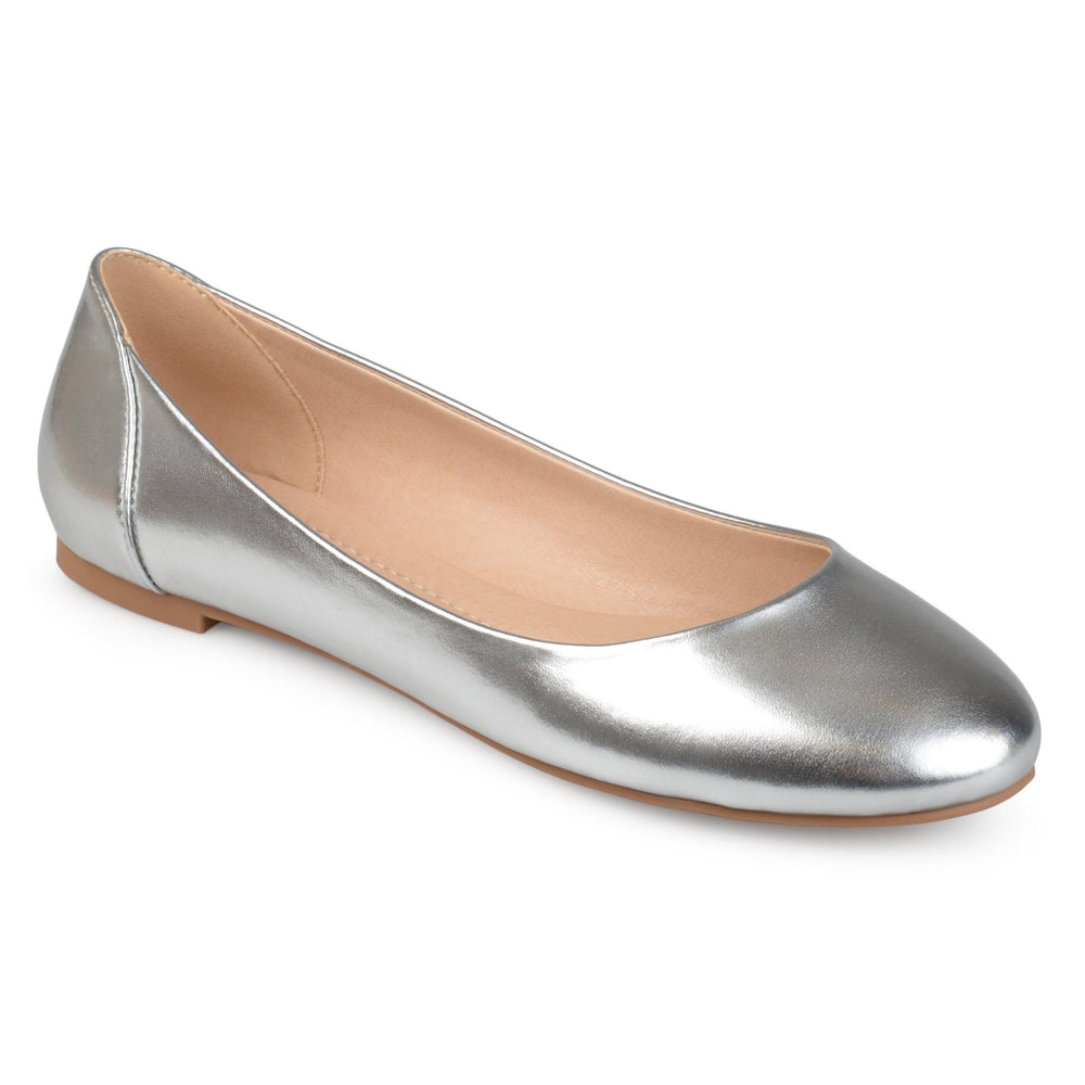 KAVN Shoes Journee Collection Silver 5.5
