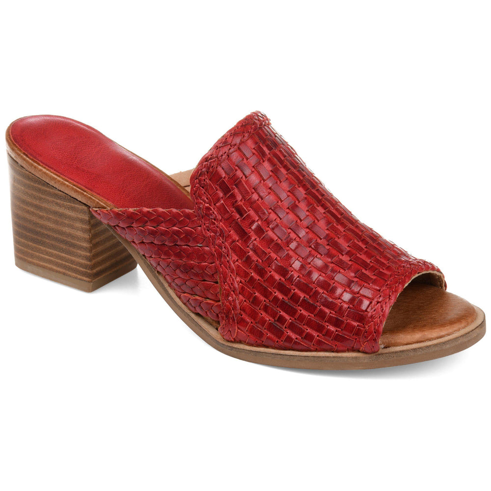 KEEVA Shoes Journee Signature Red 6