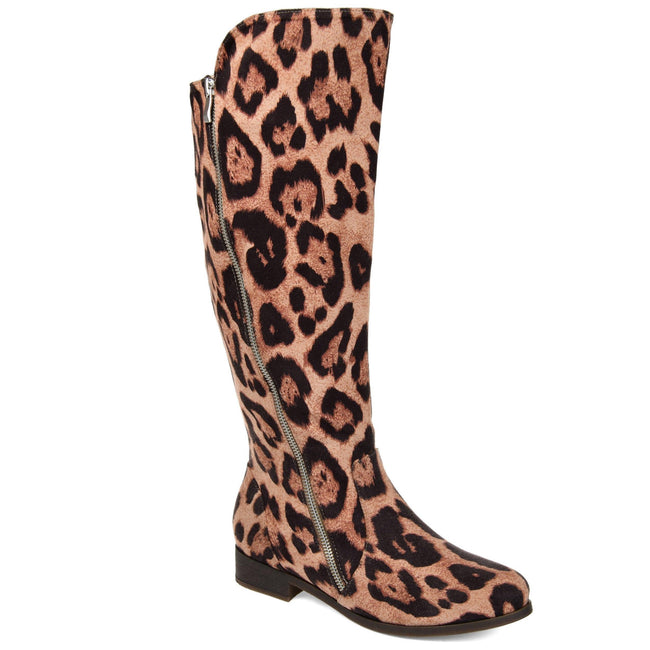 KERIN Shoes Journee Collection Leopard 7