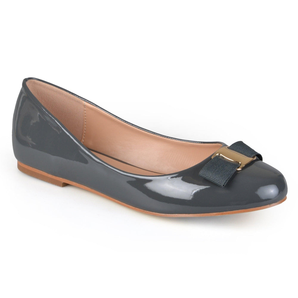KIM Shoes Journee Collection Grey 6