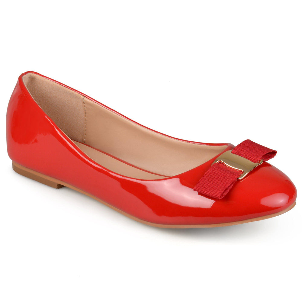 KIM Shoes Journee Collection Red 6