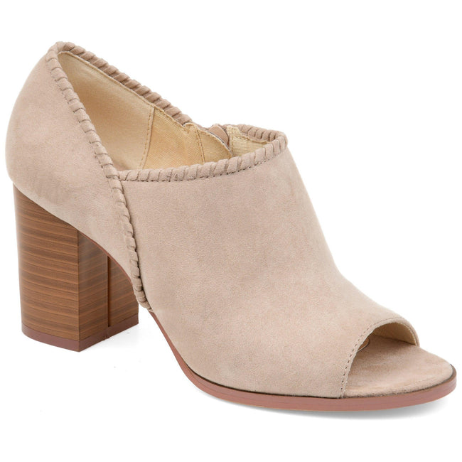 KIMANA Shoes Journee Collection Taupe 5.5