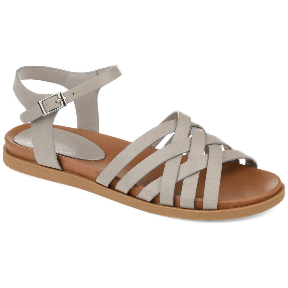 KIMMIE Shoes Journee Collection Grey 5.5