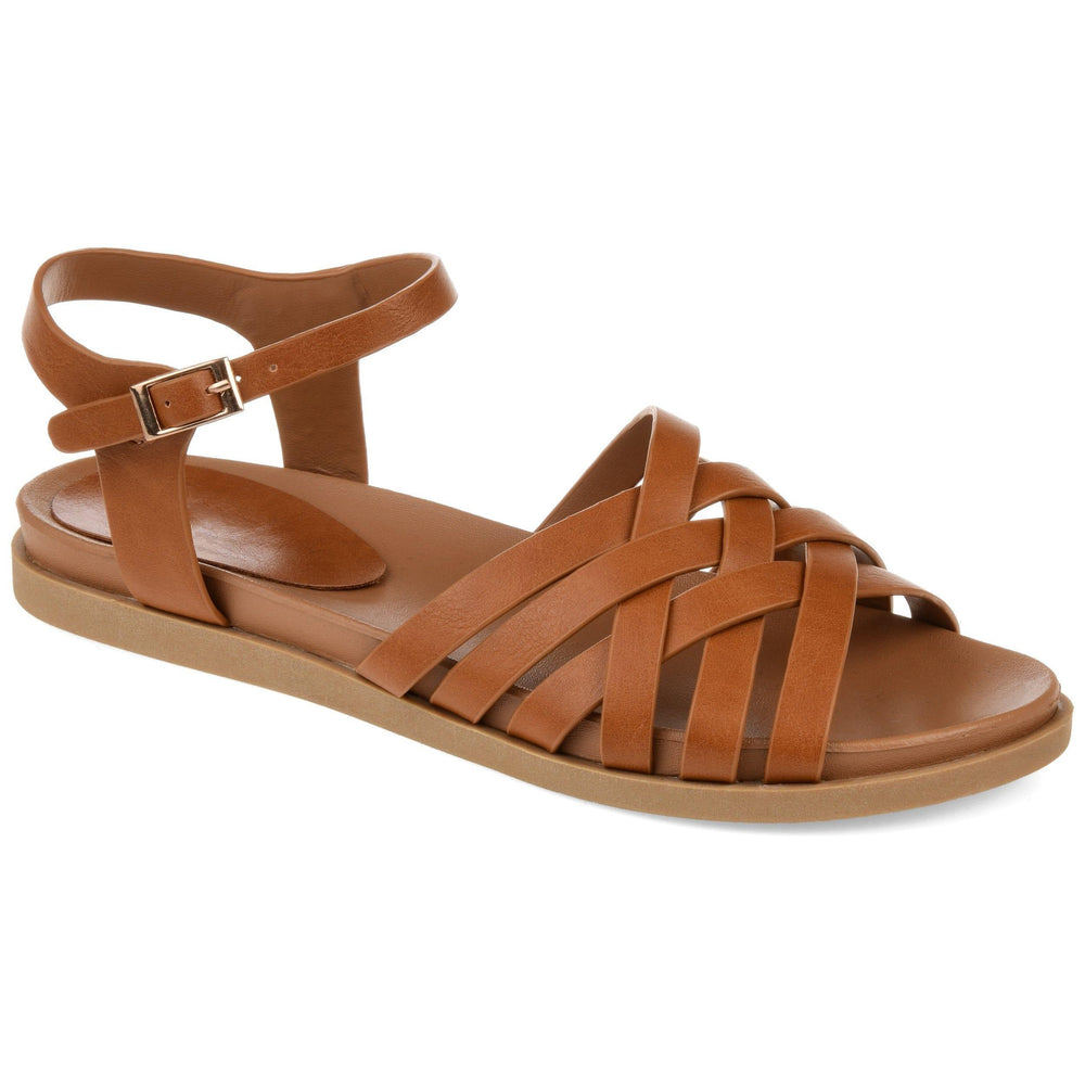 KIMMIE Shoes Journee Collection Tan 5.5
