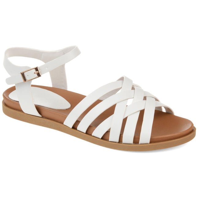 KIMMIE Shoes Journee Collection White 5.5