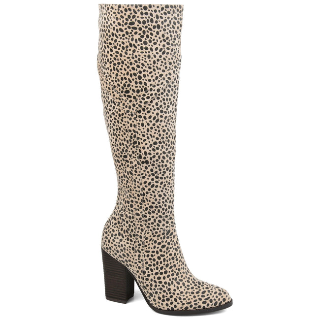 KYLLIE Shoes Journee Collection Animal 5.5