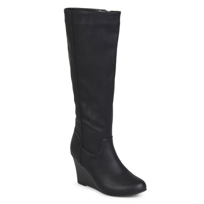 LANGLY Shoes Journee Collection Black 5.5
