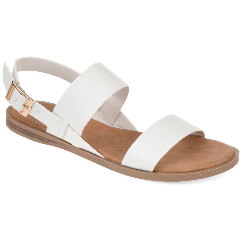 LAVINE Shoes Journee Collection White 5.5