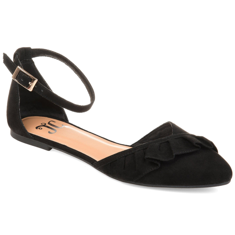 LAZAE Shoes Journee Collection Black 5.5