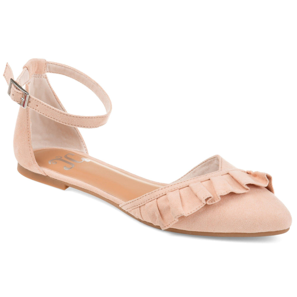 LAZAE Shoes Journee Collection Blush 5.5
