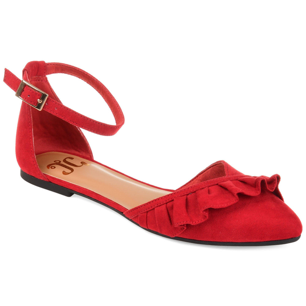 LAZAE Shoes Journee Collection Red 5.5