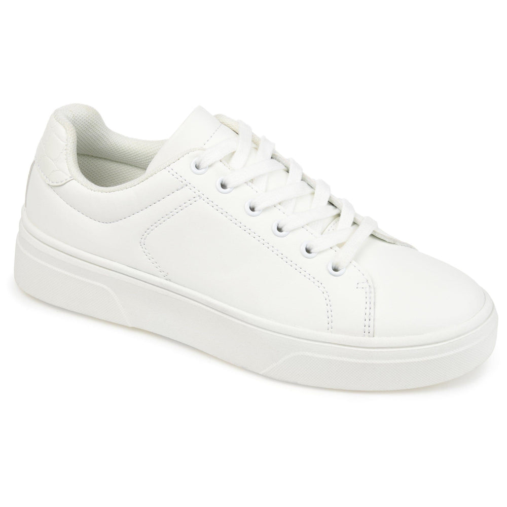 LEEON SHOES Journee Collection White 10