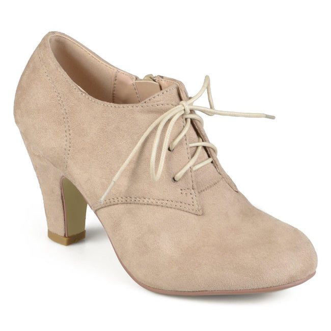 LEONA WIDE WIDTH Shoes Journee Collection Taupe 6
