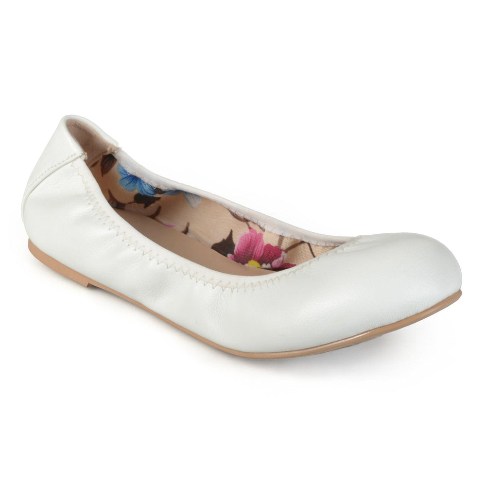 LINDY Shoes Journee Collection White 6