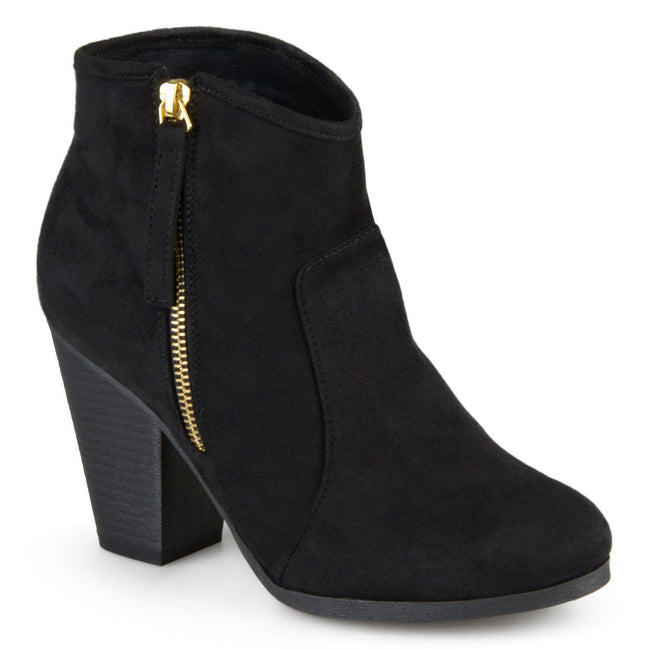 LINK Shoes Journee Collection Black 6