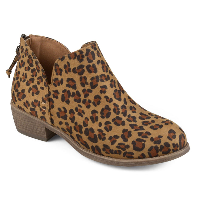 LIVVY Shoes Journee Collection Leopard 5.5