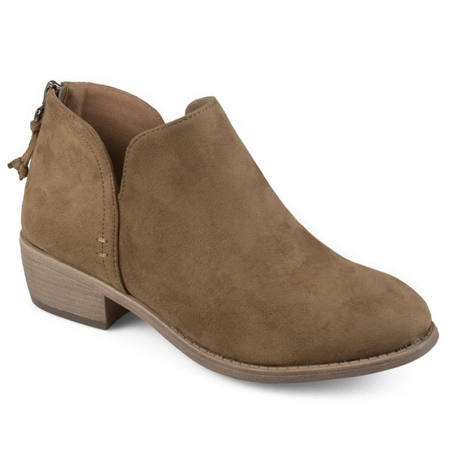 LIVVY Shoes Journee Collection Taupe 5.5
