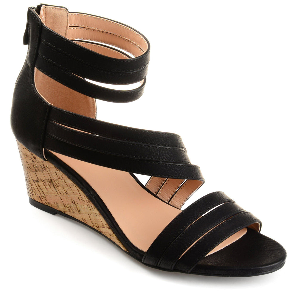 LOKI Shoes Journee Collection Black 5.5