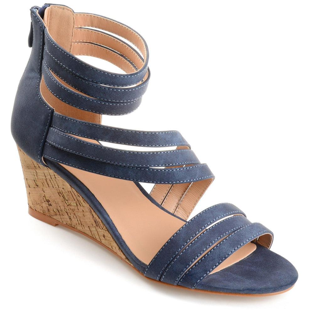 LOKI Shoes Journee Collection Blue 5.5