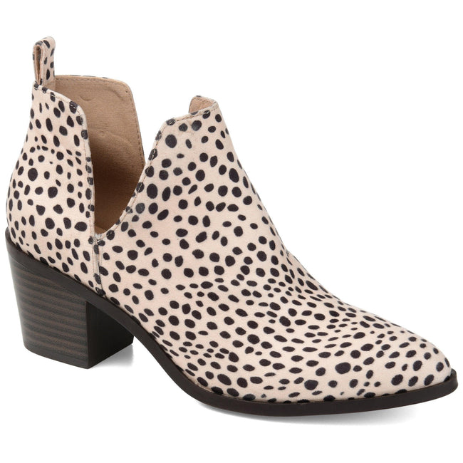 LOLA Shoes Journee Collection Animal 5.5