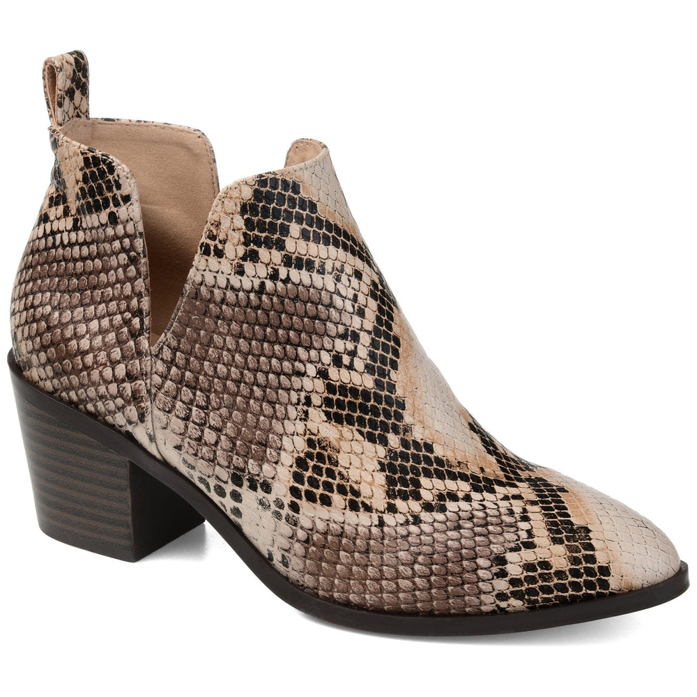 LOLA Shoes Journee Collection Snake 5.5