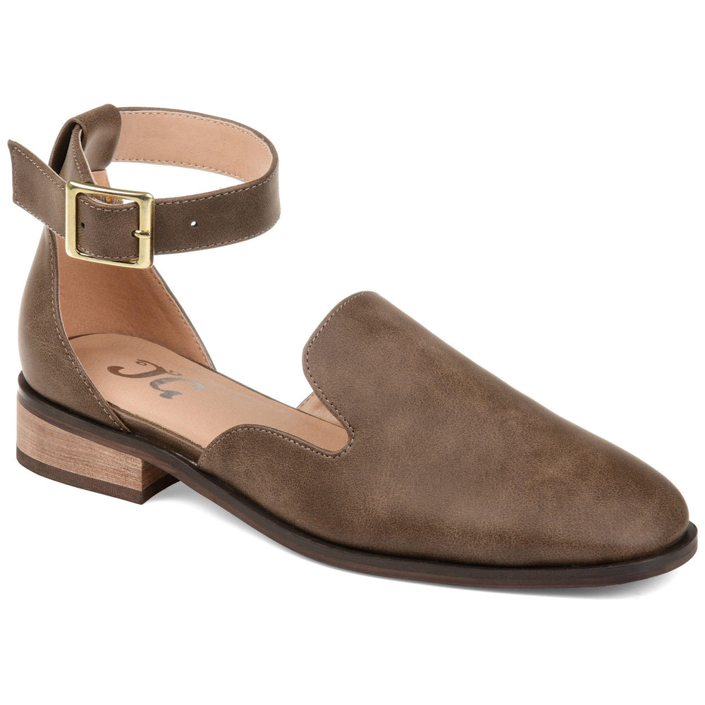 LORETA SHOES Journee Collection Brown 5.5