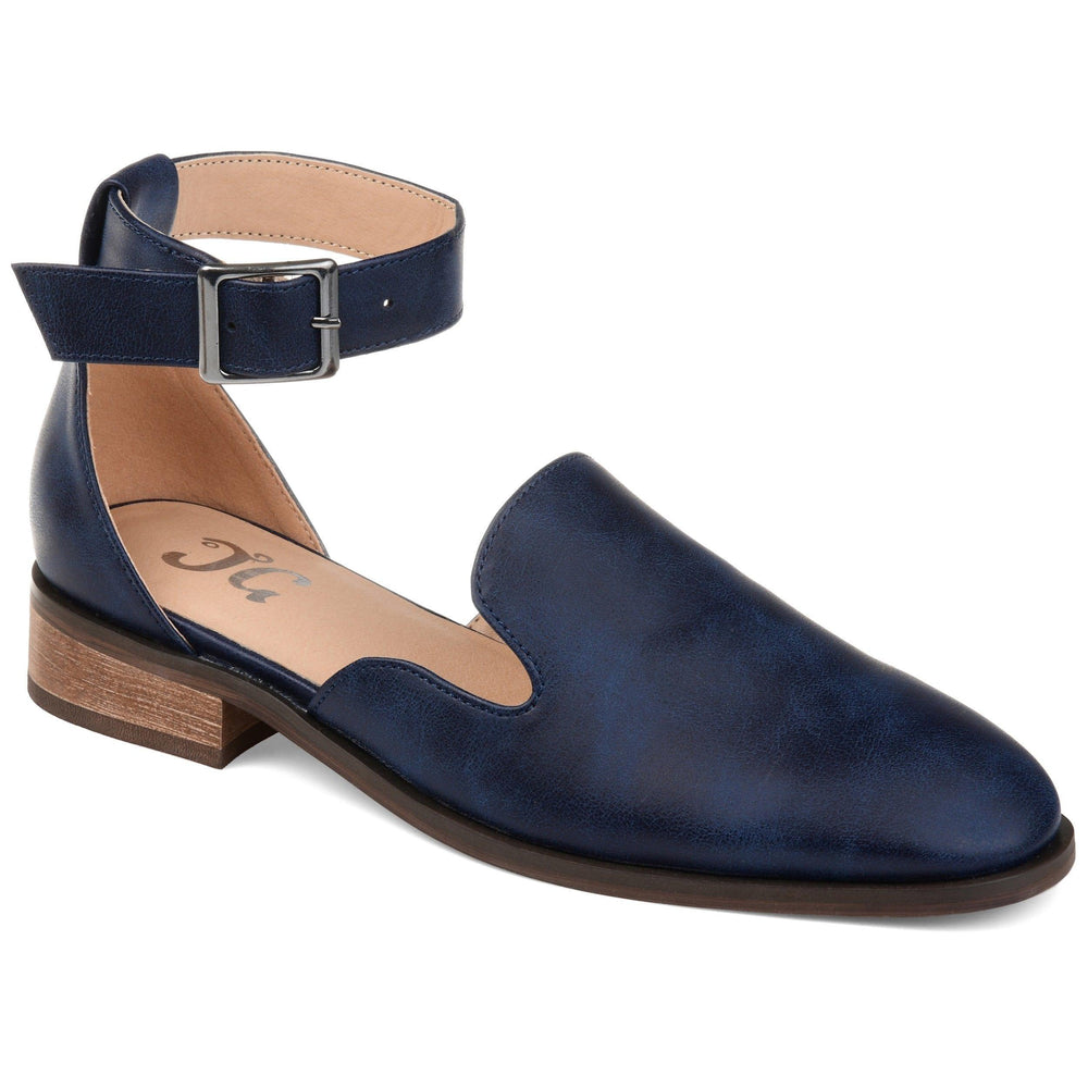 LORETA SHOES Journee Collection Navy 8.5
