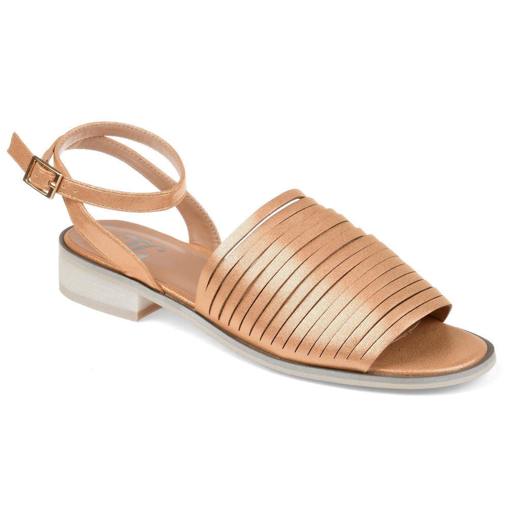 LOUISE Shoes Journee Collection Rose Gold 5.5