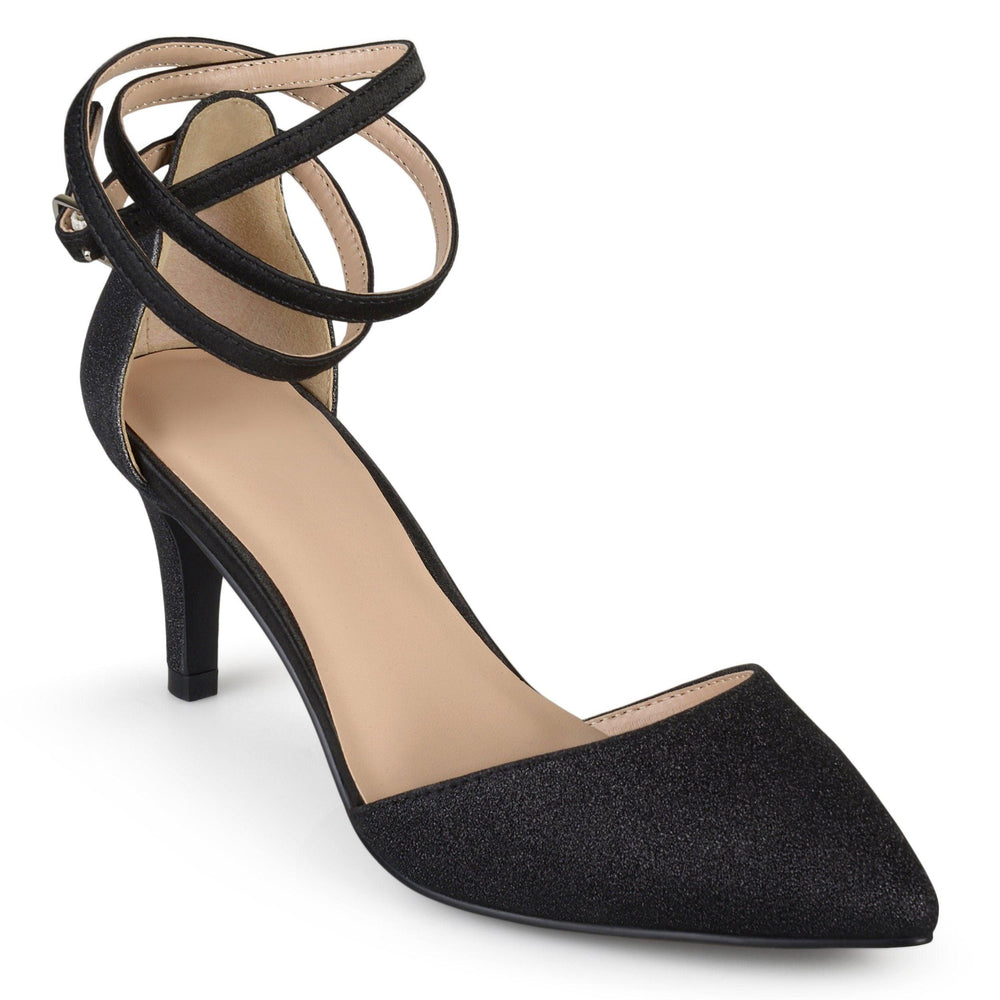 LUELA Shoes Journee Collection Black 6