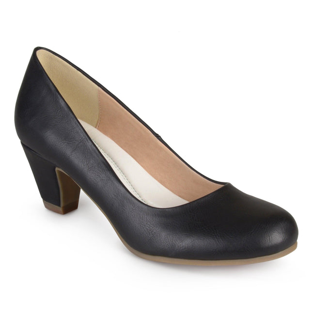 LUU-M Shoes Journee Collection Black 6